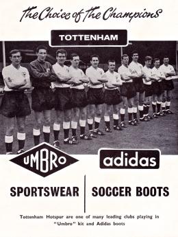 1961 English champions
