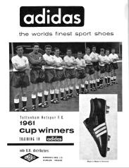 1961 FA Cup winners