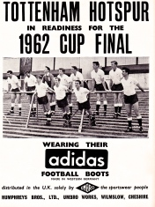 Before the 1962 FA Cup Final