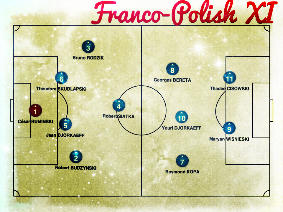 Franco-Polish XI