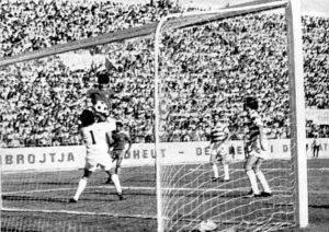 Dinamo Tirana v Celtic, 1979