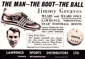Jimmy Greaves - Lawrence
