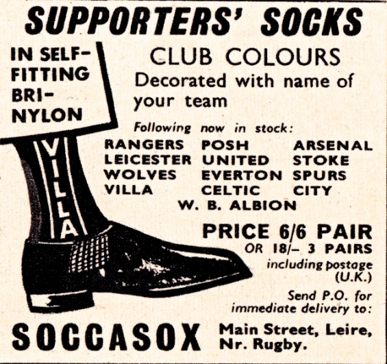 Supporters' Socks
