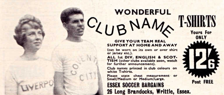 Wonderful Club Name t-shirts