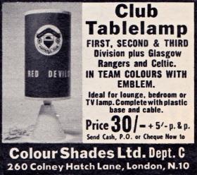 Club Tablelamps