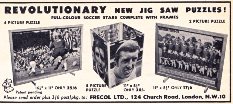 Revolutionary jigsaw puzzles