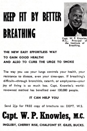 Keep Fit By Better Breathing