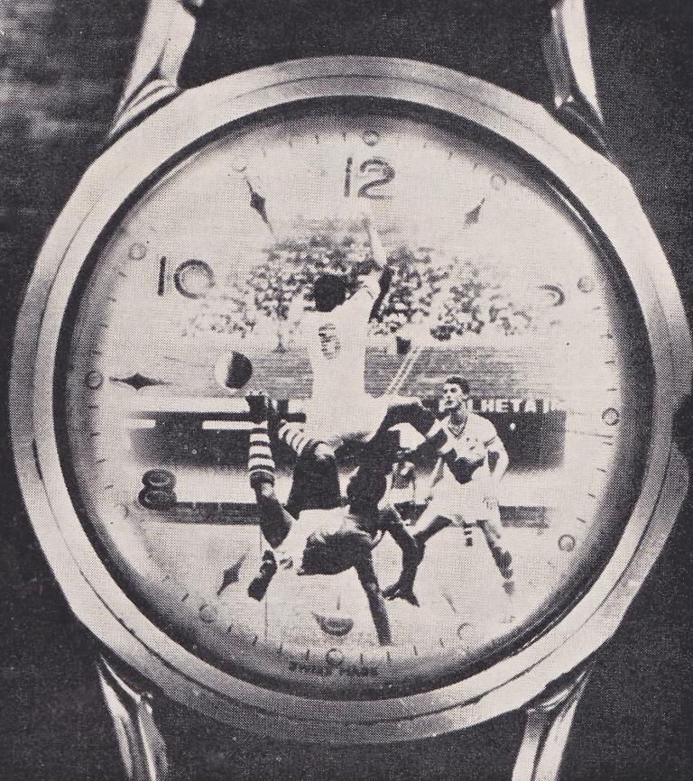 Pele watch