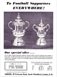 FA Cup replicas