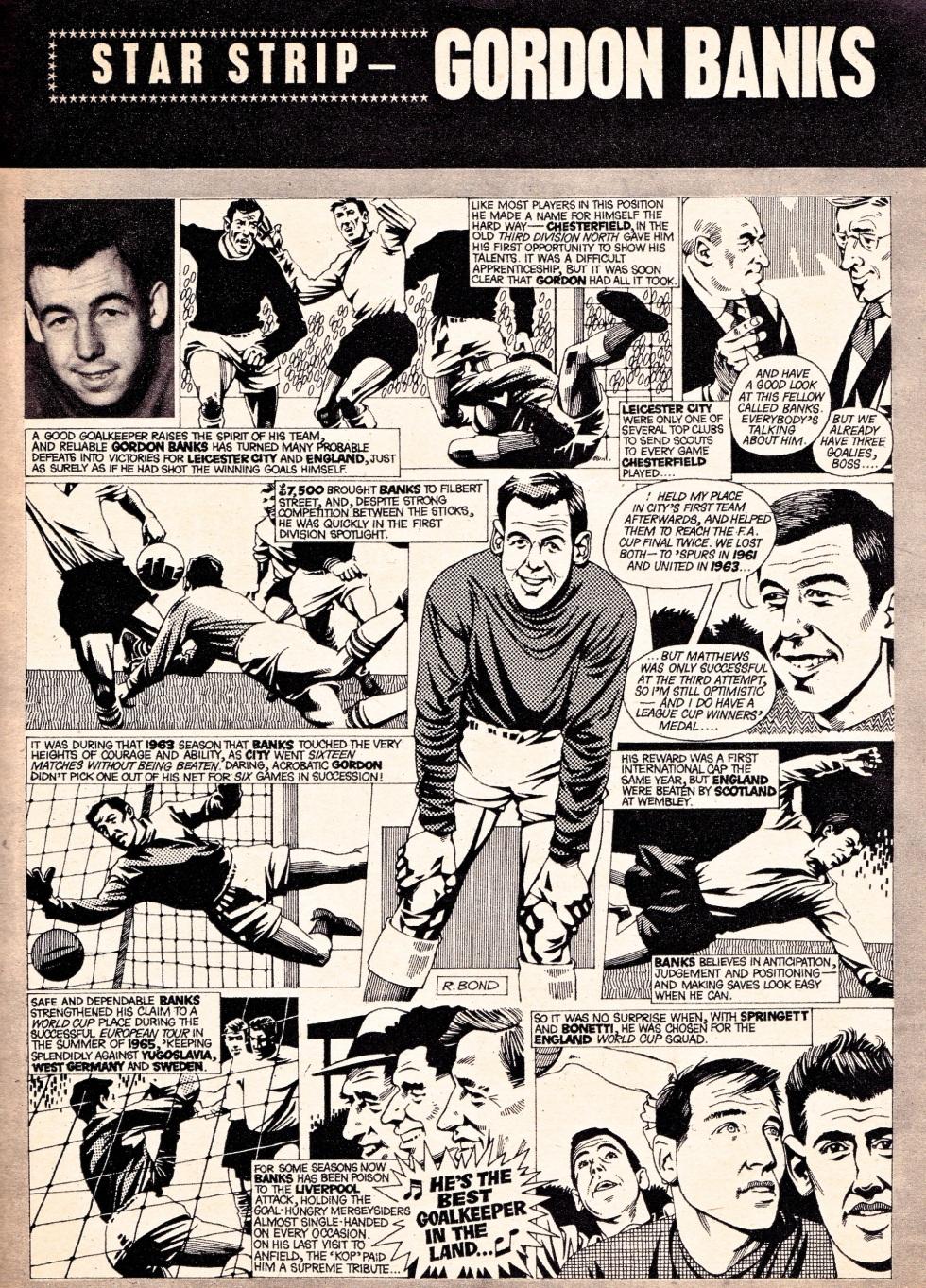 Gordon Banks, 1966