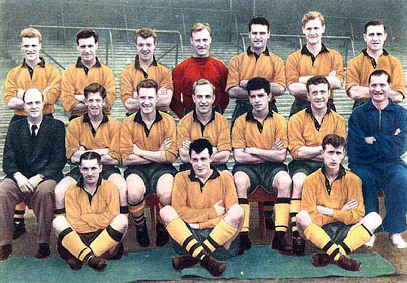 Wolves 1957