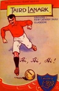 Third Lanark poster