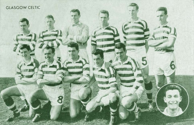 Glasgow Celtic early 1960's