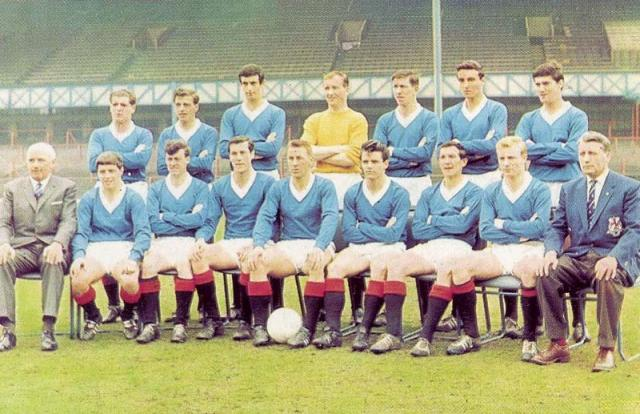 Glasgow Rangers early 1960s
