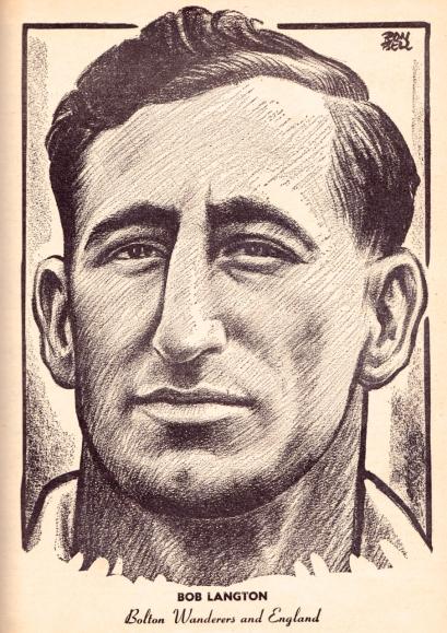 Bob Langton, Bolton Wanderers