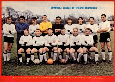 Dundalk, 1967 League Of Ireland champions