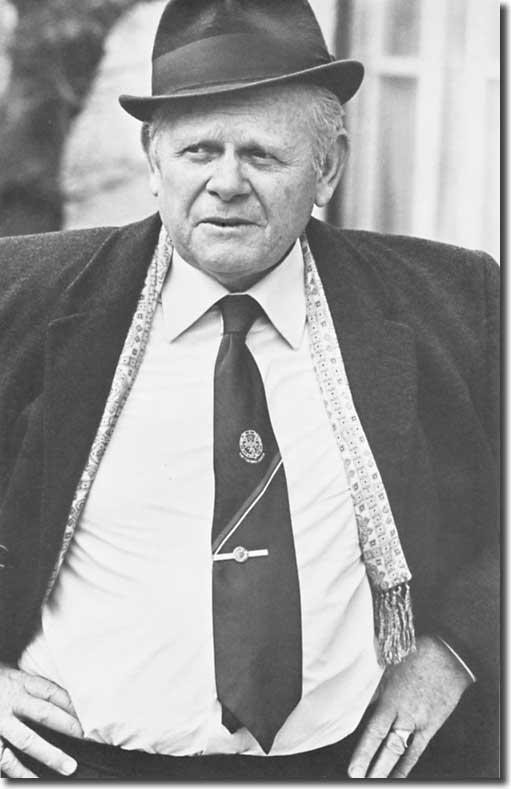 Alan Hardaker