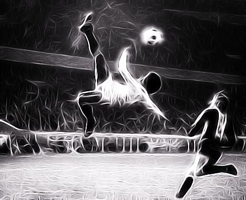 Jairzinho overhead kick