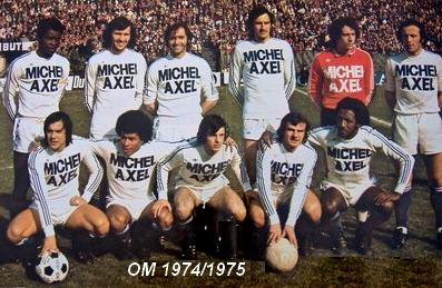 OM with their Brazilians, 1974-75