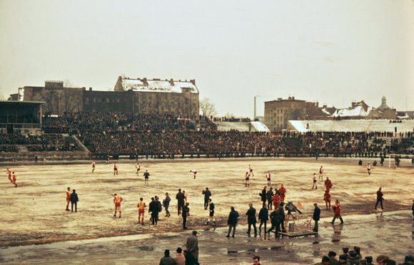 Vorwärts Berlin v Feyenoord, Mar 1970 3