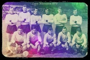 Legia Warsaw 1970
