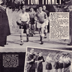Tom Finney Farewell Part 1