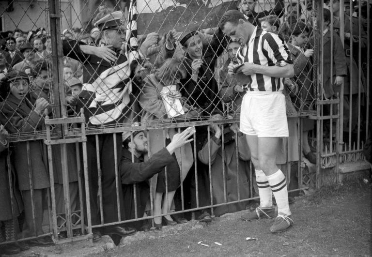 John Charles, Juventus