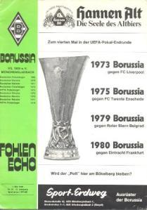 UEFA Cup Final Match programme_2