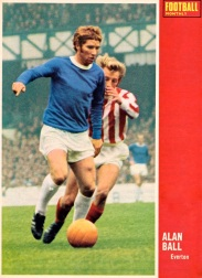 Alan Ball, Everton 1970
