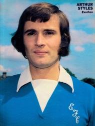 Arthur Styles, Everton 1973