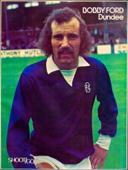 Bobby Ford, Dundee 1975