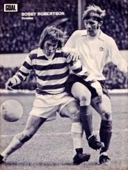 Bobby Robertson, Dundee 1973