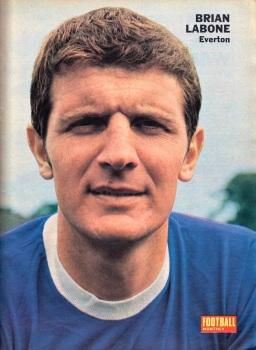 Brian Labone, Everton 1969