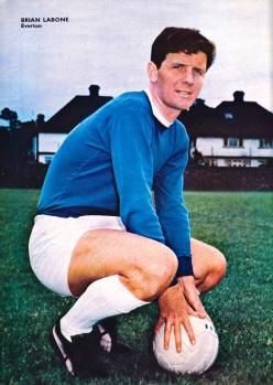 Brian Labone, Everton 1968