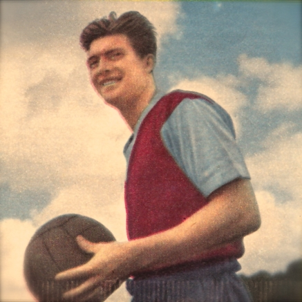 Albert Cheesborough, Burnley 1959