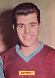 John Connelly, Burnley 1961