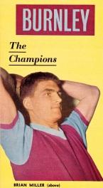 Brian Miller, Burnley 1960