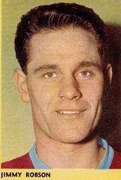 Jimmy Robson, Burnley 1960