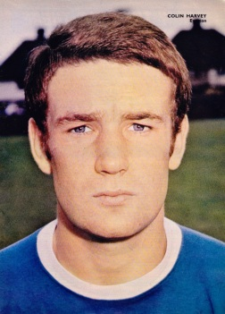 Colin Harvey, Everton 1968