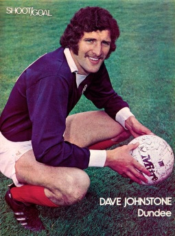 Dave Johnstone, Dundee 1975