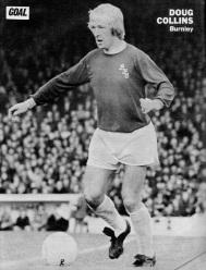 Doug Collins, Burnley 1973-2