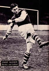 Jimmy McIlroy, Burnley 1951
