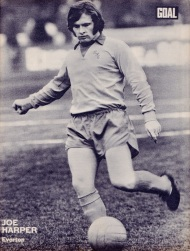 Joe Harper, Everton 1973