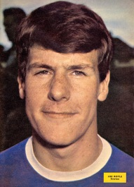 Joe Royle, Everton 1967