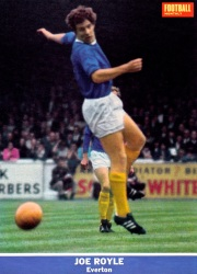 Joe Royle, Everton 1970