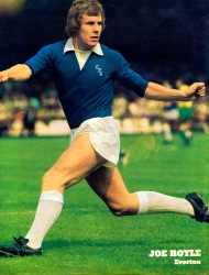 Joe Royle, Everton 1972