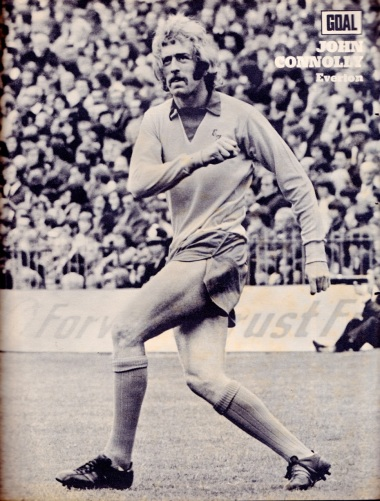 John Connolly, Everton 1972