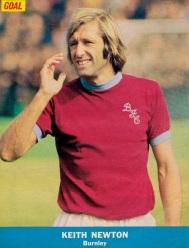 Keith Newton, Burnley 1973