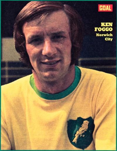 Ken Foggo, Norwich 1971
