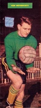Ken Nethercott, Norwich 1959